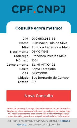 Consultar CPF CNPJ - ILIMITADO
