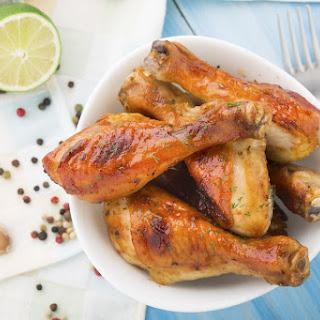 Thai Lime Roast Chicken Recipe