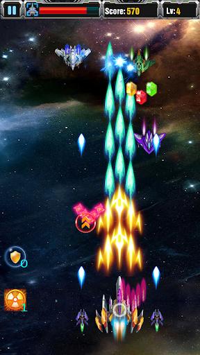 Galaxy Shooter Space Shooting  screenshots 8