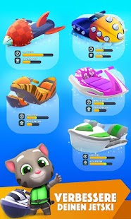 Talking Tom Jetski 2 Screenshot
