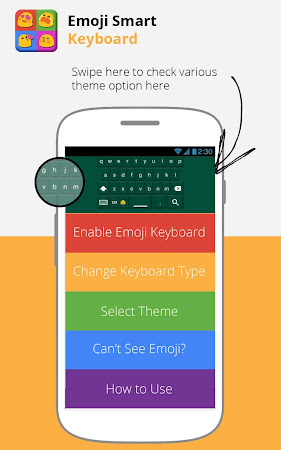 Emoji Smart Keyboard 3.4 screenshot 24855