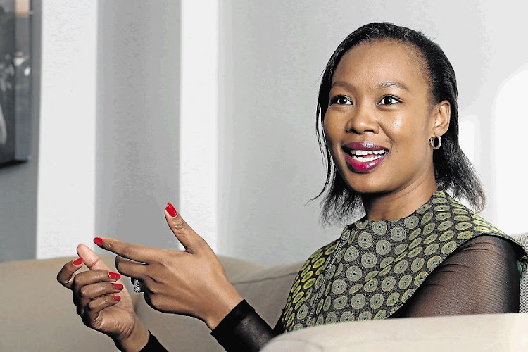 Deputy Communications Minister Stella Ndabeni-Abrahams. Picture: EUGENE COETZEE/THE HERALD
