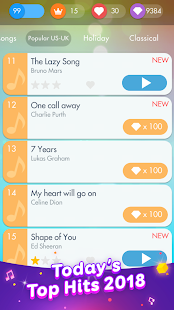 Game Piano Games - Free Music Piano Challenge 2019 APK for Windows Phone