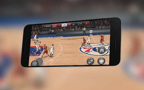 Tips for NBA LIVE Mobile Basketball 18 - náhled