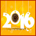 Happy New Year 2016 HD Images icon