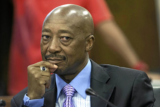 SARS commissioner Tom Moyane. File photo.