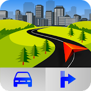 Download GPS Voice Navigator and Route Finder-Voice Maps APK for Android Kitkat
