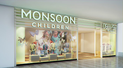 Photo: Monsoon Retail unit produced for, Zebra Projects