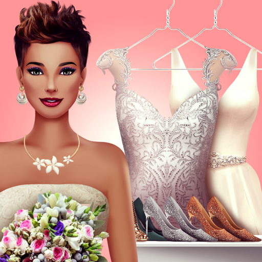 เกมออกแบบแต่งงาน: แต่งตัวและแต่งหน้าเจ้าสาวผู้หญิง