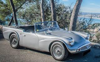 Daimler SP 250 Dart Rent Provence-Alpes-Côte d'Azur