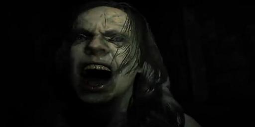 Swivel Resident evil 7