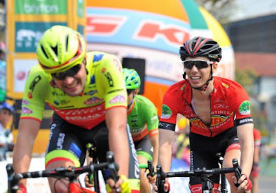 "Renner van continentale ploeg derde in Baloise Belgium Tour: ""Kippenvel naast Deceuninck-QuickStep"""