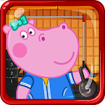 Baby Fitness Games: Hippo Trainer