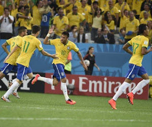 Le Brésil remporte le match d'ouverture