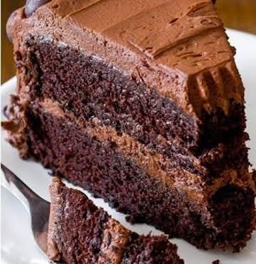 Chocolate Poor Boy Cake