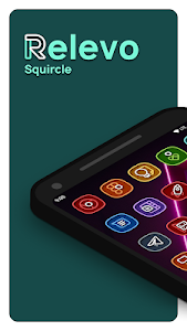 Relevo Squircle - Icon Pack 9 (Patched)