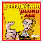 Yellow Card Blond Ale Cervisia Indomita©
