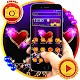 Purple Shining Heart Theme Download on Windows