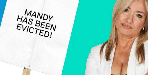 Mandy Longworth evicted from Big Brother