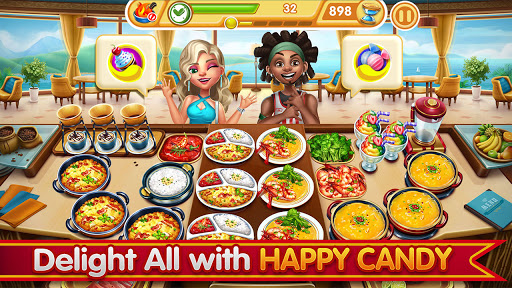 Cooking City: frenzy chef restaurant cooking games 1.82.5017 screenshots 8