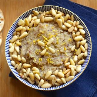Apple Almond Charoset Recipes