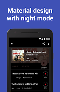 Podcast Player - Free Screenshot 3