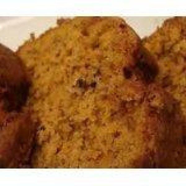 Coconut Pumpkin Quick Bread Recipe
