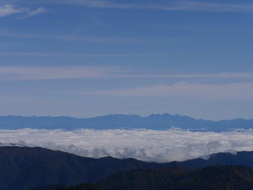 北アルプス南部(槍ヶ岳・穂高連峰など)