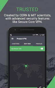 ProtonVPN – Secure and Free VPN 3