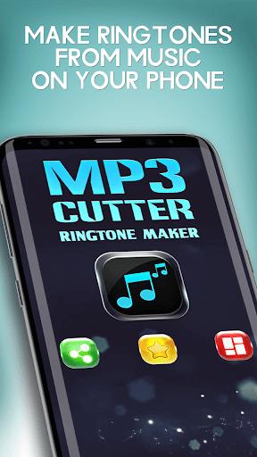 MP3 Cutter Ringtone Maker 1.2 screenshots 1