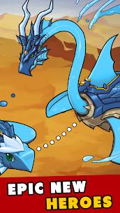 Merge Monsters MOD (Free Upgrades) 3
