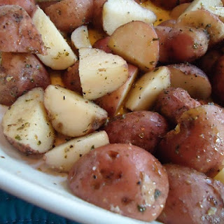 Roasted Potatoes With Italian Dressing Recipes
