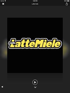 Radio Lattemiele - náhled