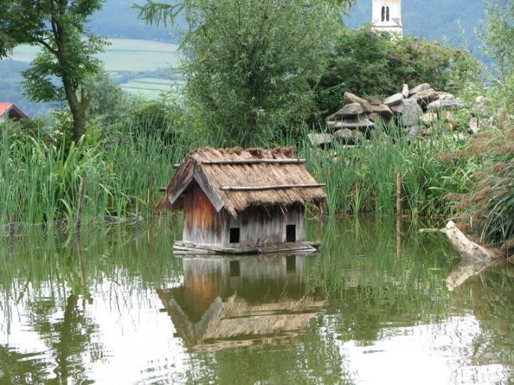 Riflessi sul lago di Patatosa