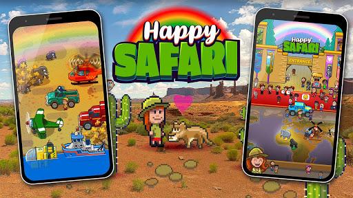 Happy Safari - the zoo game 1.1.7 screenshots 11