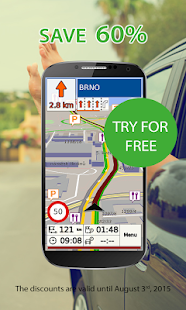 Truck GPS Navigation by Aponia - screenshot thumbnail