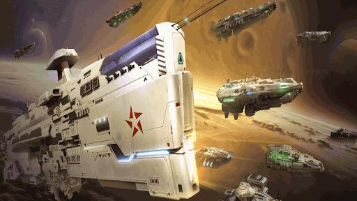 Télécharger Ark of War: Galaxy Pirate Fleet APK MOD 2
