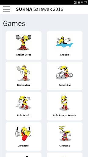 免費下載運動APP|Sukma Sarawak 2016 Official app開箱文|APP開箱王