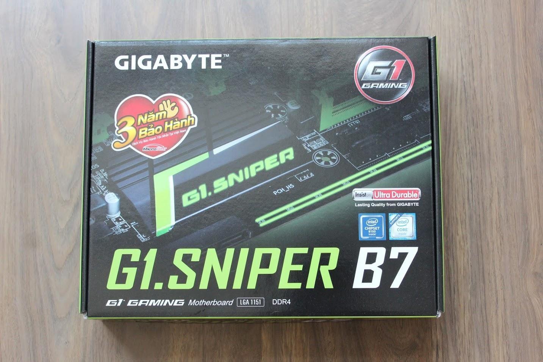 GIGABYTE G1 Sniper B7