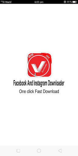 Free Video Downloader For Facebook And Instagram ss1