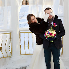 Fotógrafo de casamento Natalya Kramar (Weddphotokn). Foto de 24.02.2018