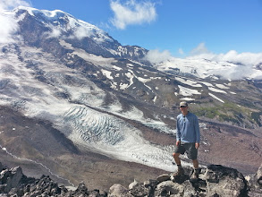 Photo: Winthrop Glacier