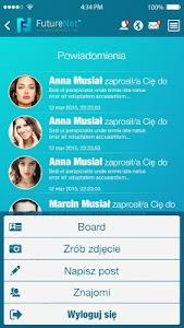 FutureNet your social app screenshot 7