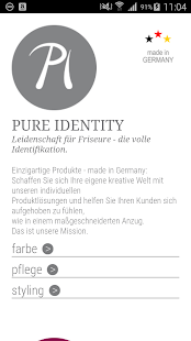 Pure Identity- screenshot thumbnail