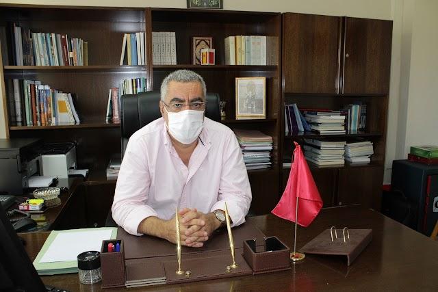 El cónsul general del Reino de Marruecos en Almería, Khalid Bouziane.