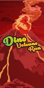 Dino Volcano Run screenshot 2