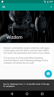 Wizdom- screenshot thumbnail