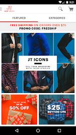 JackThreads: Shopping for Guys Screenshot 2
