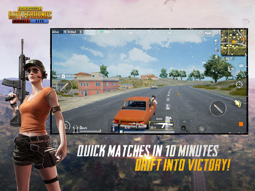 PUBG MOBILE LITE 0.10.0 screenshots 19