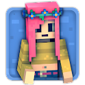 Girls Craft: Mine Exploration icon